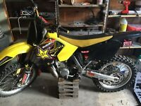 2003 Suzuki rm250 for sale