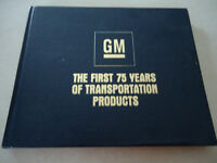 History of GM cars