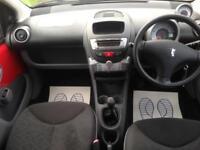 2010 Peugeot 107 1.0 Verve- FSH - New MOT - 2 Keys - Only 41000 Miles