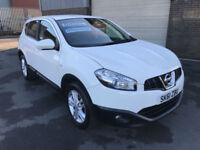 2011 NISSAN QASHQAI ACENTA 1.5 DCI MANUAL 52000 MILES WITH SERVICE HISTORY