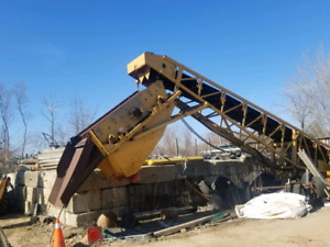 Top soil screener