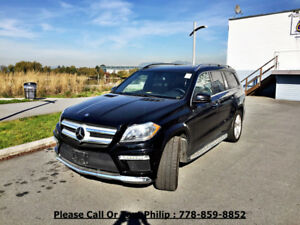 2016 Benz GL350D AMG Sport Fully Loaded