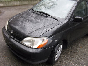 2001 Toyota Echo Air Conditioned!