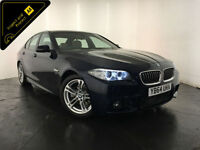 2014 BMW 520D M SPORT AUTO DIESEL 1 OWNER SERVICE HISTORY FINANCE PX WELCOME