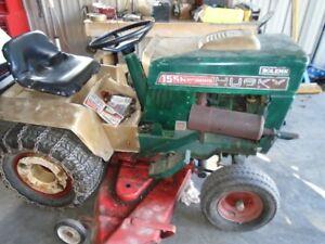 tracteur bolens hydrostatique