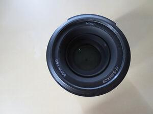 NIKON D5100 Body 18-55mm, Sigma 18-250mm, Nikon 50mm Oakville / Halton Region Toronto (GTA) image 6