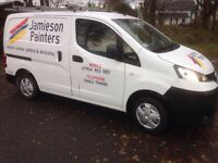 Jamieson painters. Time served painter and decorator