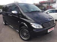 2011 Mercedes-Benz Vito 2.1CDI *Crew Van - Camper Van - Motorhome*