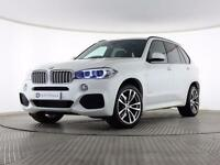 2016 BMW X5 3.0 40d M Sport Station Wagon Steptronic xDrive 5dr