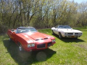 1971 le mans with gto package 69 gto make on offer
