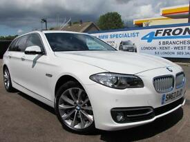 2013 BMW 5 SERIES 520D MODERN TOURING ESTATE AUTOMATIC 2.0 DIESEL ESTATE DIESEL
