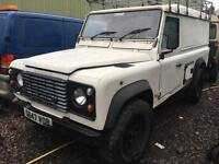 1998 Land Rover Defender 110 Van, 300tdi
