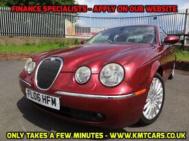 2006 Jaguar S-TYPE 2.7D V6 Auto SE - KMT Cars