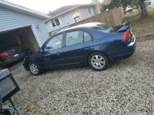 2003 honda civic LX great shape and low KM!