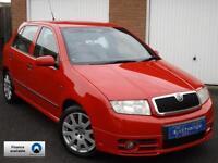 2004 (54) Skoda Fabia 1.9TDi vRS 5 Door // REDUCED SAVE £300 //