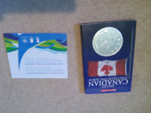 2 Canadian Coin Collections - 2010 Vancouver Olympics + General