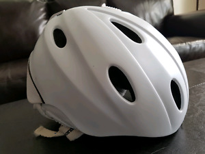 Red Frequency Ski Helmet