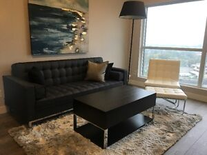GORGEOUS 1 bedroom & 1+den FURNISHED condos in downtown! One Vic Kitchener / Waterloo Kitchener Area image 2