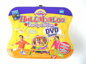 Cranium Hullabaloo with DVD