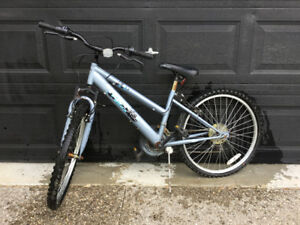 Youth bike  Grey Outlaw 2.4 Iron Horse