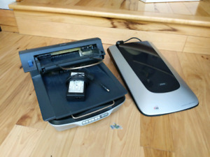 Epson scanner - perfection 4490 Photo - new power adapter needed
