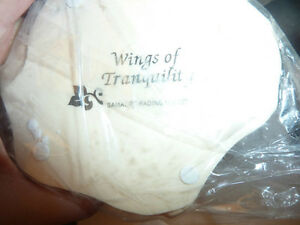 NEW Wings of Tranquility angel figurine Kitchener / Waterloo Kitchener Area image 2