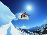 Looking for a Snowboarding Instructor