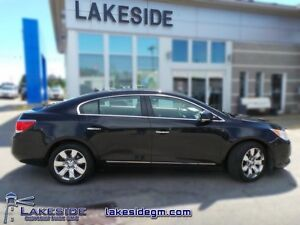 2010 Buick LaCrosse CXL  - one owner - local - trade-in - non-sm