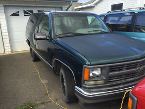 1996 Chevrolet Tahoe Other
