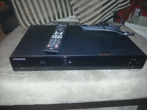 Samsung blu ray & DVD player