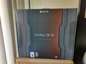 Halo 5: Guardians Limited Collector's Edition w/ Statue