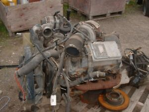 2004 ford 6.0l motor  / 6 speed  4x4  and axles