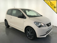 2015 SEAT MII BY MANGO 3 DOOR HATCHBACK 1 OWNER SEAT SERVICE HISTORY FINANCE PX