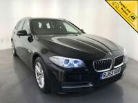 2014 BMW 520D SE DIESEL ESTATE 184 BHP 1 OWNER BMW SERVICE HISTORY FINANCE PX