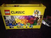 2 x large boxes of lego