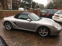Porsche Boxster S 3.2 2005MY + LOW MILLAGE + CONVERTIBLE