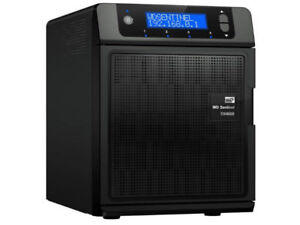 WD 8TB Sentinel DX4000 Network File Storage Server NAS