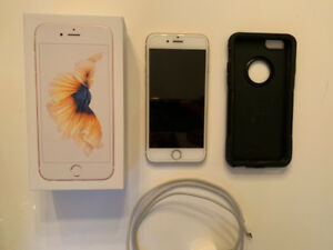 Unlocked Perfect Condition 64GB iPhone 6S