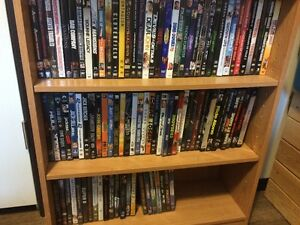 Several DVD's & BlueRays