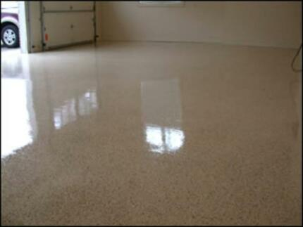 CREATIVE FLAKE FLOORING - UP TO $1,000 PER DAY