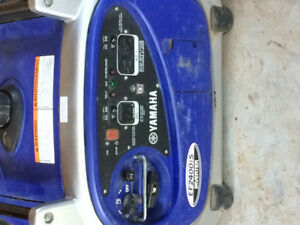 Yamaha 2400 inverter generator for sale
