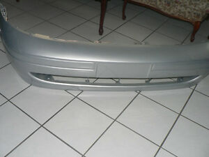 2002 FORD FOCUS FRONT BUMPER COVER