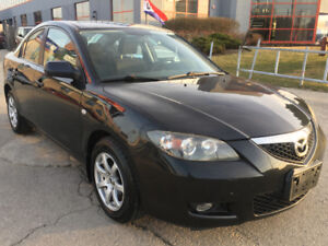 2007 Mazda Mazda3 GS*One Owner*No Accidents*Certified*Warranty!!