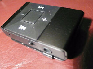 "Micro MP3 player - 1 3/4""x 1 1/8"" x 1/2"" - Accepts up to 32GB mi"
