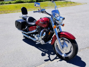 2000 Honda Shadow Sabre 1100