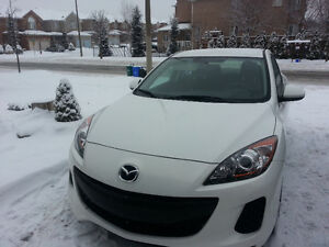2013 MAZDA 3, ONLY 29,000 KM. MUST SEE!