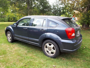 2006 Dodge Caliber Blue Hatchback $1000 Firm half yr left on ins