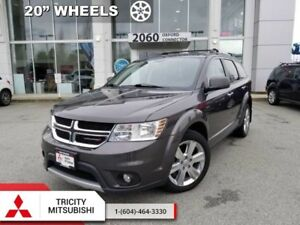 2014 Dodge Journey R/T  NAVIGATION, LEATHER, BACK UP CAM