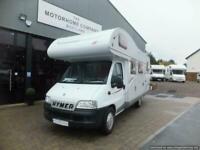 Hymer Classic 4 Berth Motorhome