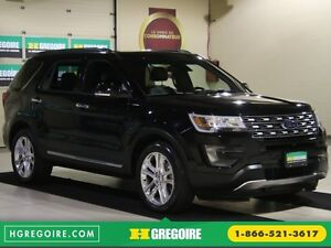 2016 Ford Explorer Limited A/C MAGS BLUETHOOT CUIR